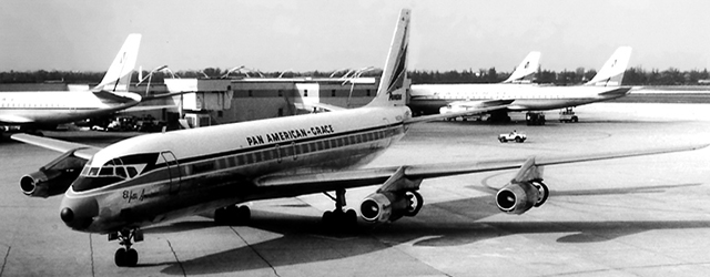 Panagra DC-8, KMIA