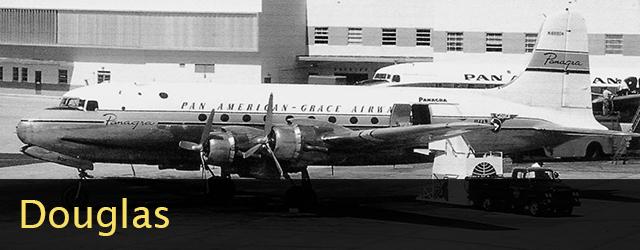 Panagra DC-4