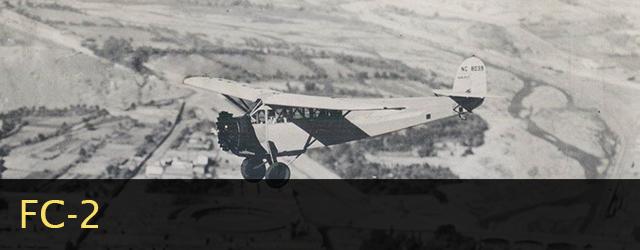Panagra Fairchild FC-2