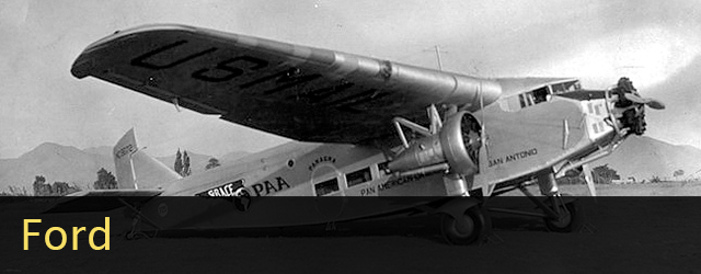 Panagra Ford Trimotor