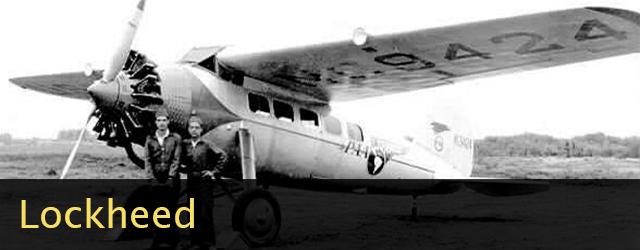 Panagra Lockheed Vega