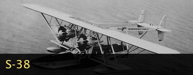 Panagra Sikorsky S-38