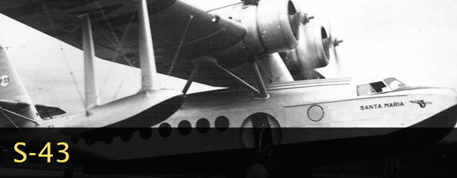 Panagra Sikorsky S-43
