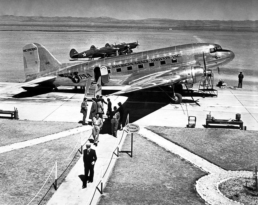 Panagra DC-3s