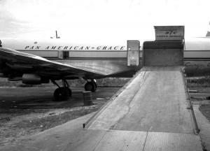 DC-7B Freighter N51703