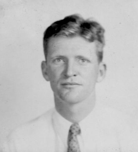 Curtis, Gordon M.  (Left)