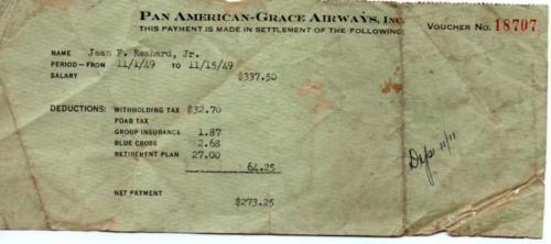 JFR Pay Stub