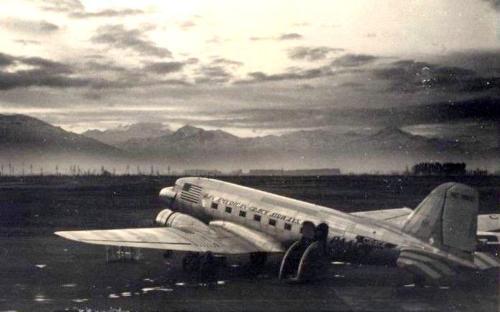 PNG DC-3 999