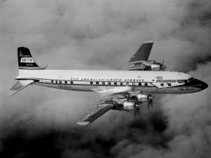 Panagra DC-7