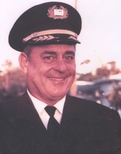 Captain JF Reahard Jr